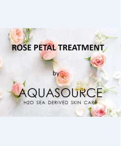 Launching of Rose Petal Treatment